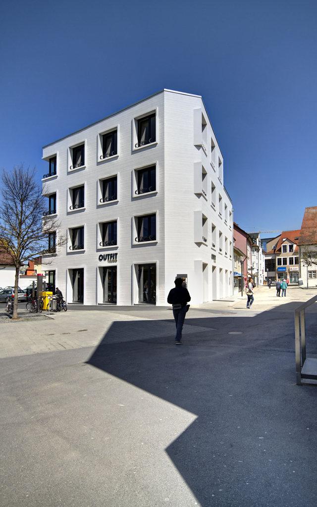 Geschäftshaus am Löwenplatz