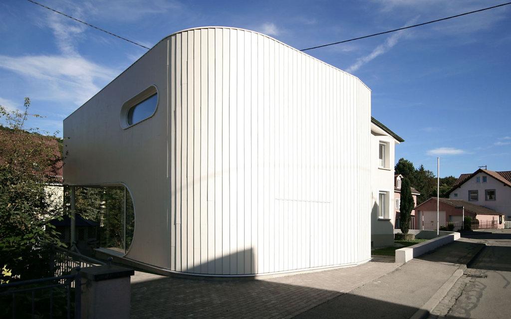 Erweiterung Haus J